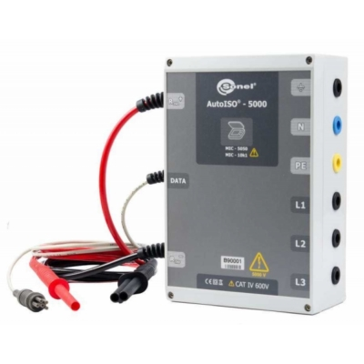 Adapter Auto ISO 5000