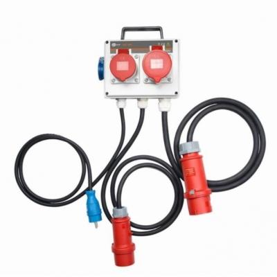 Adapter do pomiarów prądu upływu