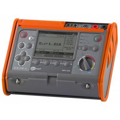 Miernik parametrów instalacji elektrycznych MPI-525