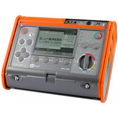 MPI-530 + sonda luksomierza LP-1