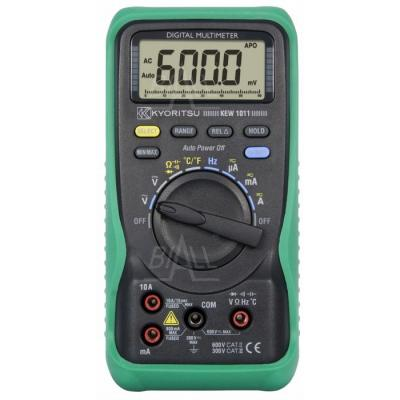 KEW1011 Multimetr z pomiarem temp.