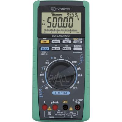 KEW1061 Multimetr TRMS-20kHz,MEM,USB