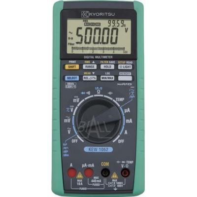 KEW1062 Multimetr TRMS-100kHz,MEM,USB