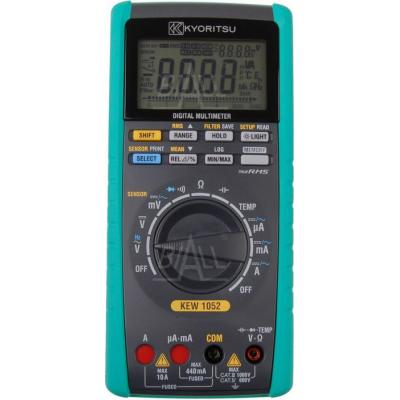 KEW1052 Multimetr TRMS-1kHz,MEM,USB