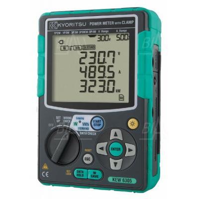 KEW6305-00 Analizator mocy 3-faz. (bez cęgów)
