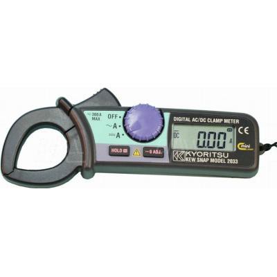 KEW2033 Miernik cęgowy 0,01-300A AC/DC