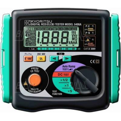 KEW5406A (KPL) Miernik wyłączników RCD