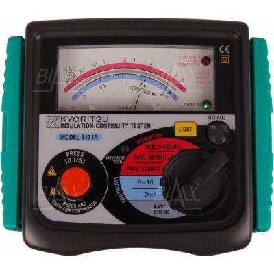 KEW3131A Analogowy miernik rezyst. izol. 250-500-1000V