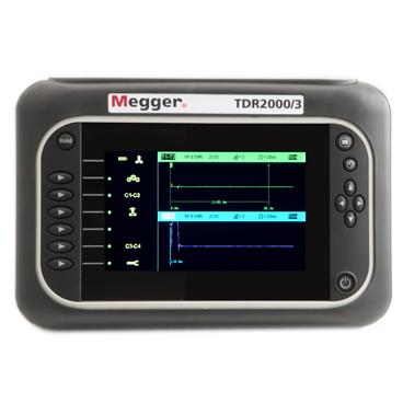 lokalizator przewodów i kabli TDR2000/3