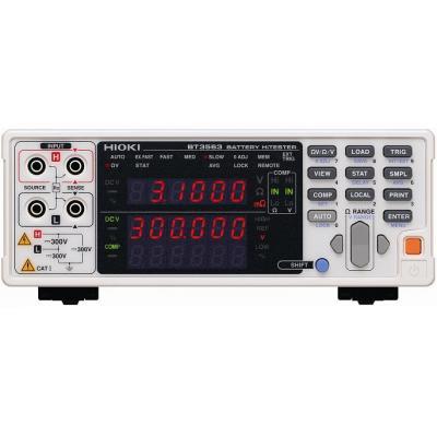 HIOKI BT3563 - laboratoryjny tester akumulatorów