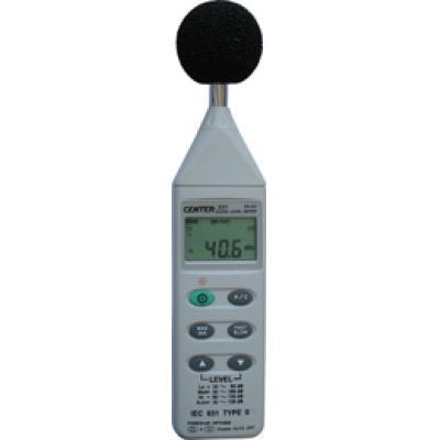 CENTER 321 - miernik natężenia dźwięku z intefejsem RS-232