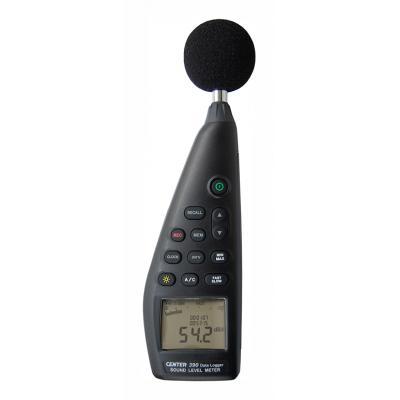 CENTER 390 - miernik natężenia dźwięku z loggerem