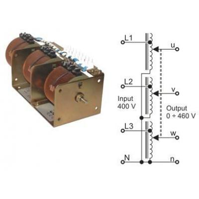 HTG 450/0.8 3/M 15