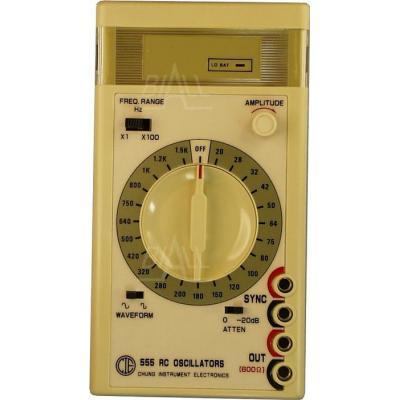 CIE555 Generator akustyczny 20Hz-150kHz CIE