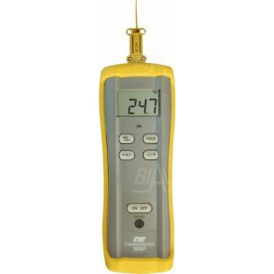 CIE305P Termometr prec. 1 kanał (z sondą K) CIE