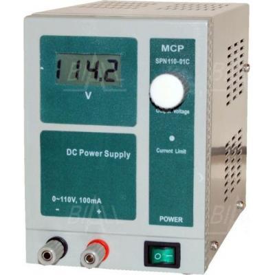 Zasilacz lab wysokonapięciowy SPN110-01C 110V/100mA DC