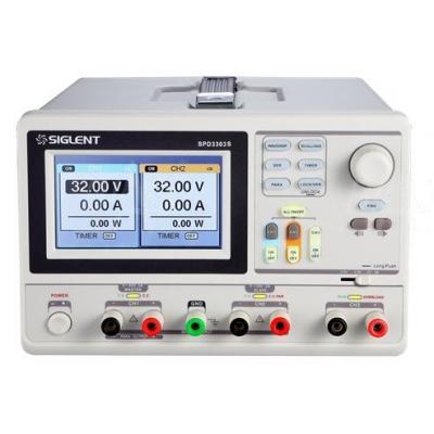 SPD3303S Zasilacz lab 30V/3A x3 LCD USB