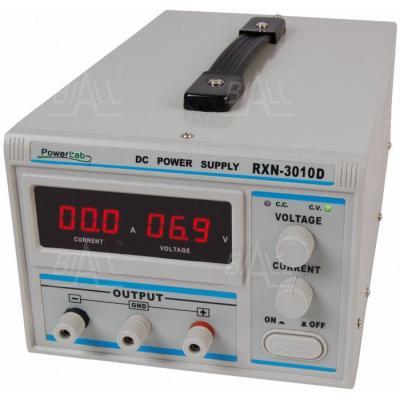 Zasilacz lab 3010D 30V/10A DC LED PowerLab