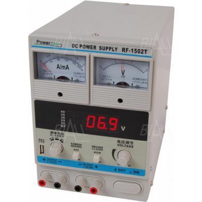 Zasilacz serwisowy 1502T 15V/2A DC LED PowerLab