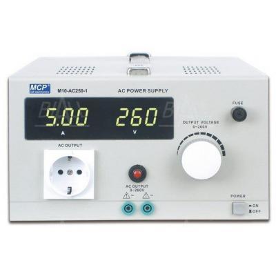 Zasilacz lab AC250-1 260V5A AC 1300VA Autotransformator