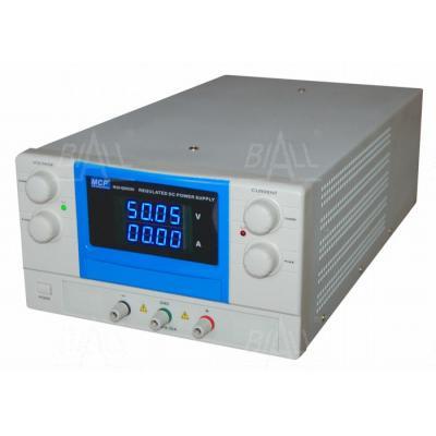 Zasilacz lab QS6020 60V/20A DC do pracy ciągłej MCP
