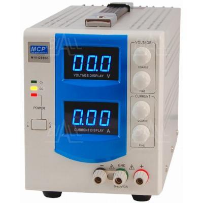 Zasilacz lab QS603 60V/3A DC do pracy ciągłej MCP