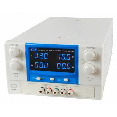 Zasilacz lab QD3010 2x30V/10A DC do pracy ciągłej MCP