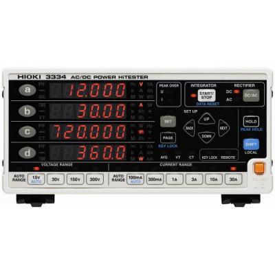 HIOKI 3333 - laboratoryjny miernik mocy AC