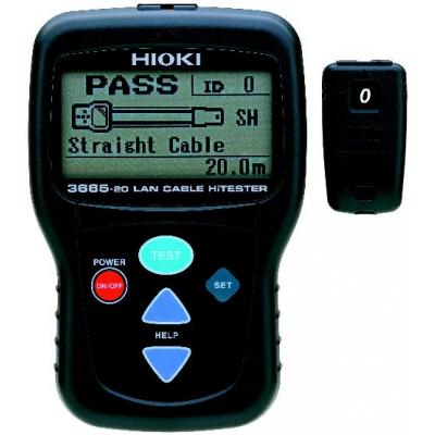 HIOKI 3665-20 - Tester LAN