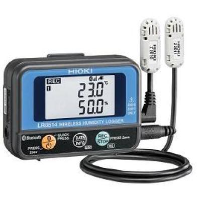 HIOKI LR8514 - bezprzewodowy rejestrator-logger wilgotności i temperatury
