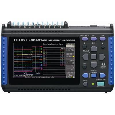 HIOKI LR8431-20 Rejestrator-logger