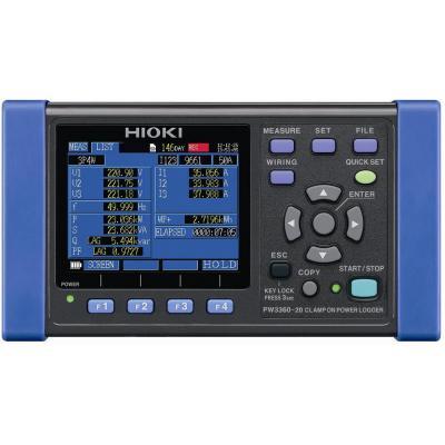 HIOKI PW3360-20 Rejestrator mocy - logger