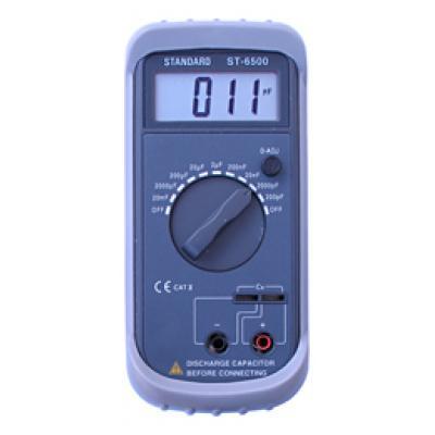 ST-6500 - cyfrowy miernik pojemności